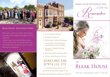 Brochure artwork