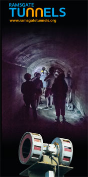 Brochure for Ramsgate Tunnels